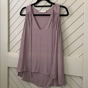 Lush Sleeveless top